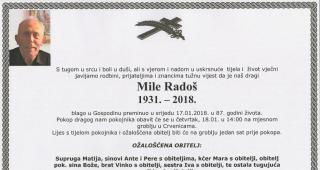 Mile Rados