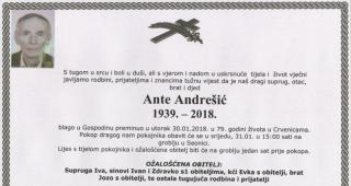 pok. Ante Andresic