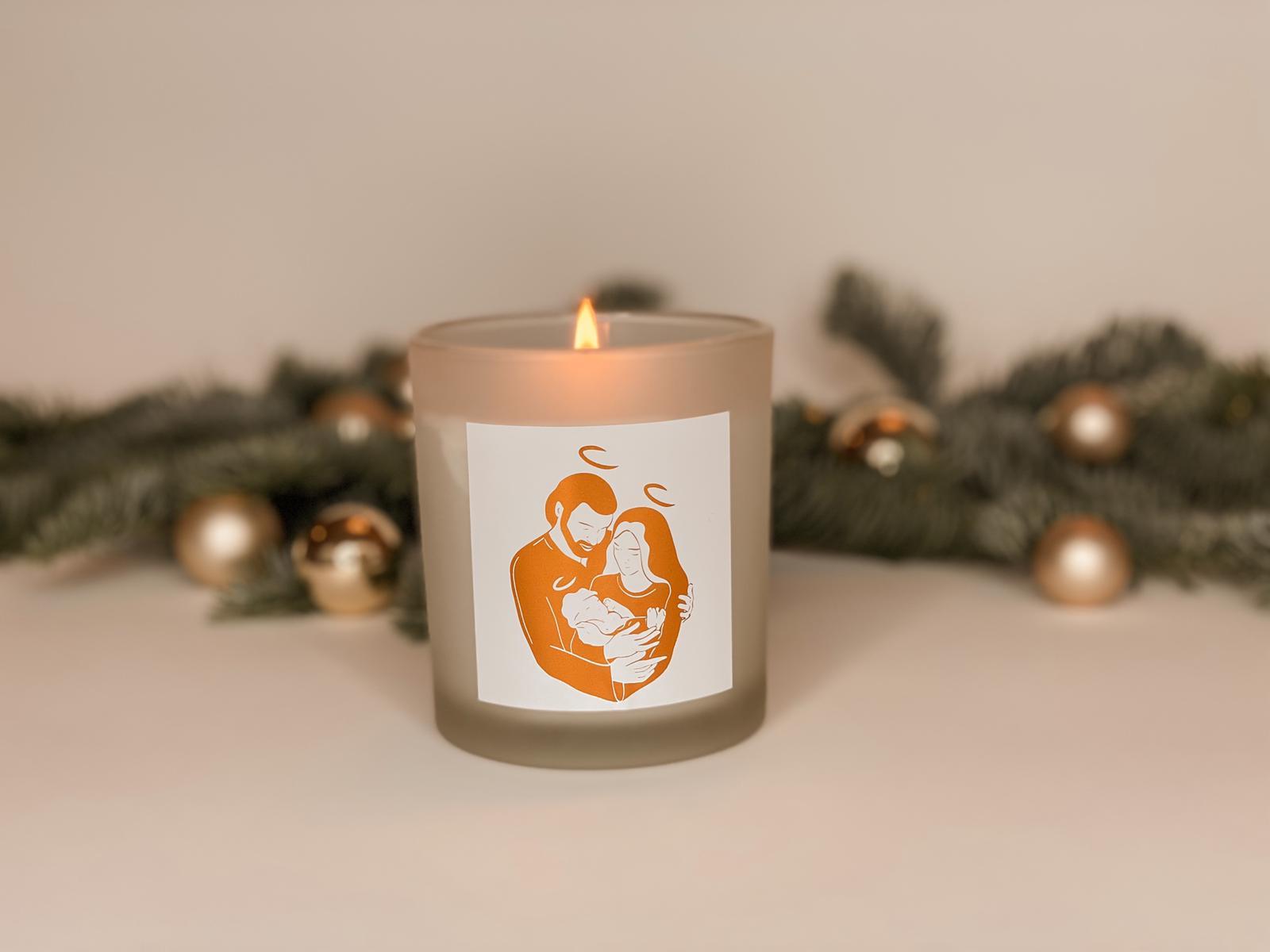 Adventska svijeća i vijenac (5)