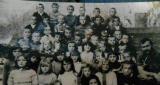 Generacija 63. prvi razred u Seonici